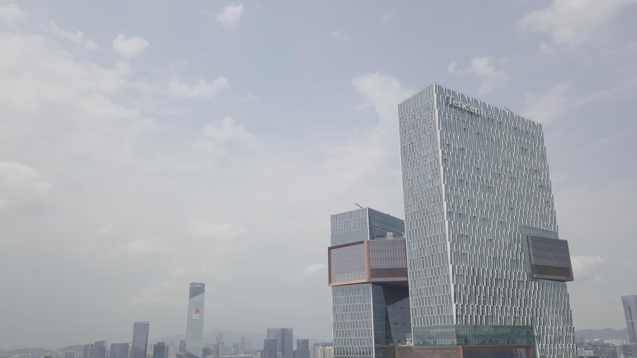 深圳腾讯总部大楼