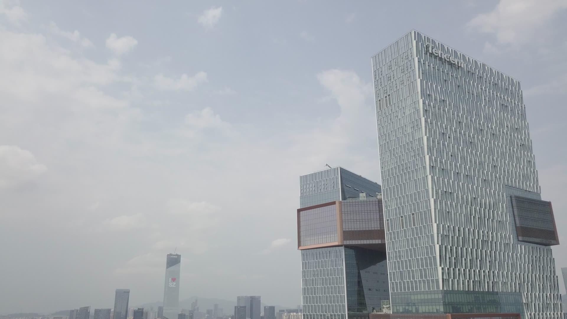 深圳騰訊總部大樓