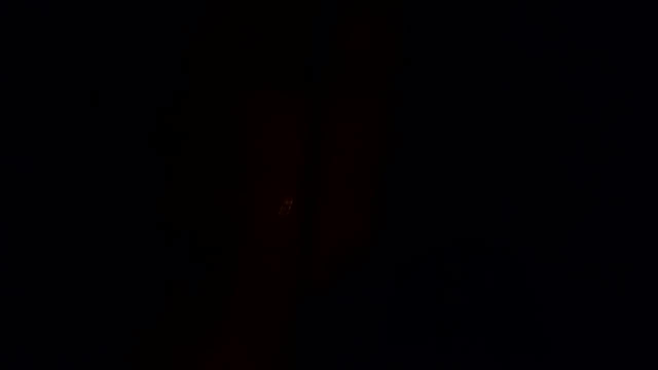 雨夜的光束
